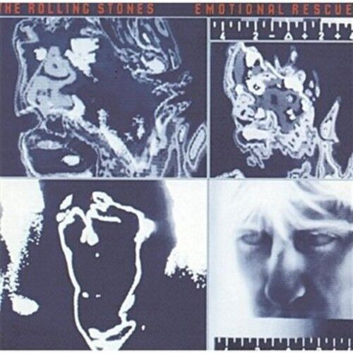 The Rolling Stones - Emotional Rescue [New CD] Rmst, Reissue