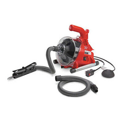 Ridgid Powerclear 55808 Auto-feed Drain Cleaning Machine 120v