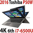 Toshiba Intel Core i7 6th Gen. 12GB PC Laptops & Notebooks