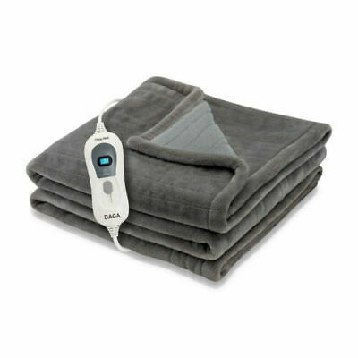MANTA ELECTRICA DAGA SOFA SOFTY FLEECE INDIVIDUAL