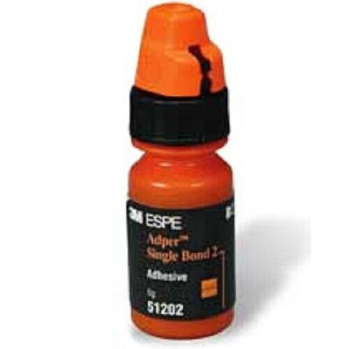 Adper Single Bond  - Adhesive Refill - 6 gram vial bottle - 3M-ESPE