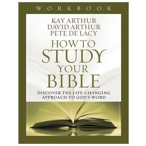 Studying Workbooks: Bible Study Workbook: Books