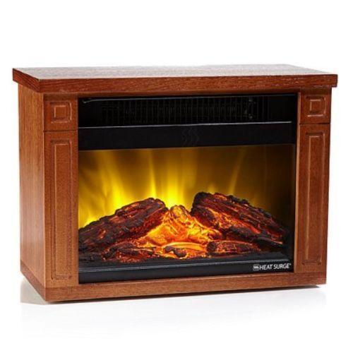 Find great deals on eBay for Heat Surge Electric Fireplace in Portable Fireplaces and Heating Stoves. Shop with confidence.