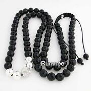 Mens Shamballa Necklace