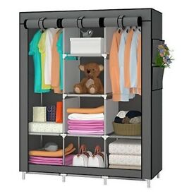 Cloth wardrobe, sutable for on the move people or lingtime camping