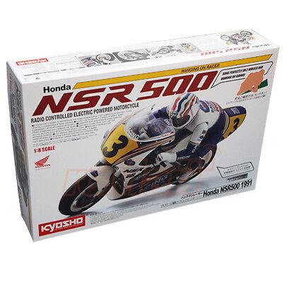 Kyosho Motorcycle (Kyosho 1/8 Honda NSR500 1991 Motorcycle Kit EP)