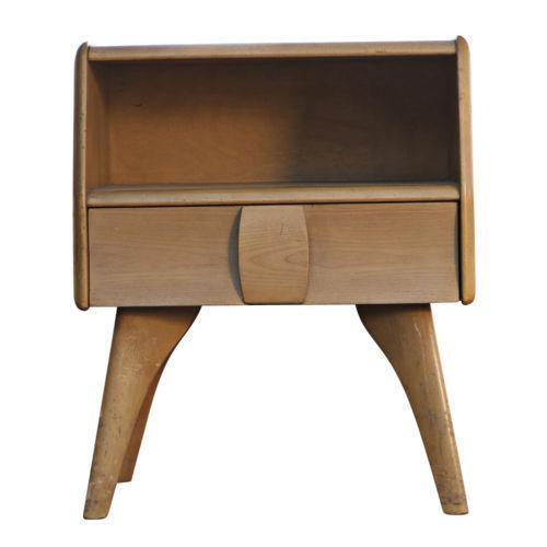 nightstand heywood wakefield kohinoor bedroom set twin rio