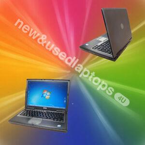 WINDOWS-7-Dell-Latitude-D620-Laptop-Core-Duo-4Gb-Ram-6-Month-Warranty-Office
