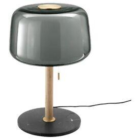 IKEA Birmingham, EVEDAL table lamp marble/grey, WAS £150 #bargaincorner