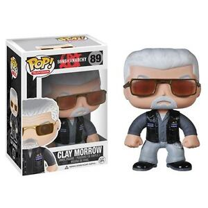 Sons of Anarchy Clay Morrow Pop at JJ Sports!