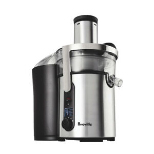 Breville BJE510XL Multi-Speed Juice Fountain (Brand New)