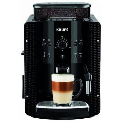 "Krups EA 8108 black Kaffeevollautomat 15 bar ""CappuccinoPlus"" 1450 Watt NEUWARE"