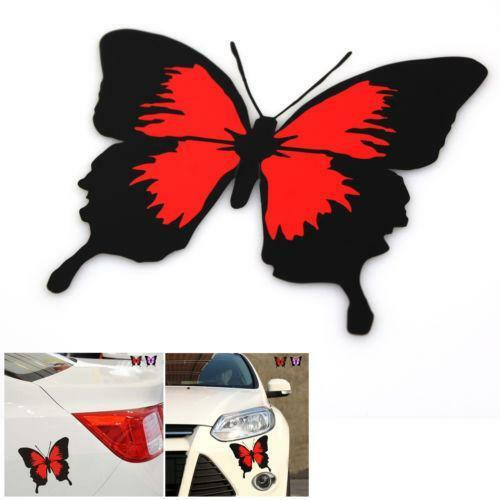Butterfly Car Decals Ebay