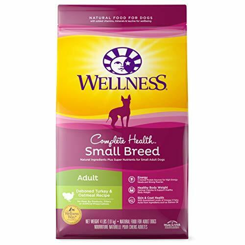 Premium Wellness Natural Pet Food 89110 Complete Health Dry Small Breed Dog...