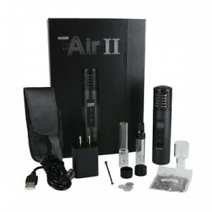 Arizer Air II - 2 batteries, charger, and *extras*