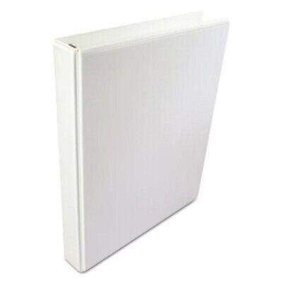 Wilson Jones International A4 Size 4-ring Binder 2 Capacity White Wlj40823