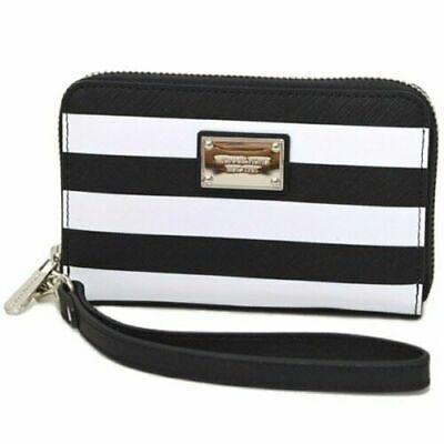 MICHAEL KORS NEW Multifunction Wallet Leather Zip Around RRP £99.95