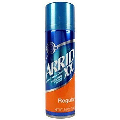 ARRID XX Anti-Perspirant Deodorant Spray Regular 6 oz Each