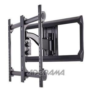Sanus Systems VLF210B1 10in FullMotion Wall Mount,Black