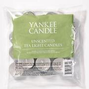 Yankee Candle Unscented Tea Lights