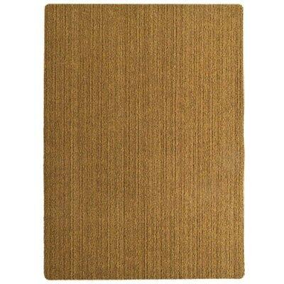 Lanart Rug Door Mat, 30 in L x 18 in W x 1/2 in Thick, Seagrass Fiber, Natural ()
