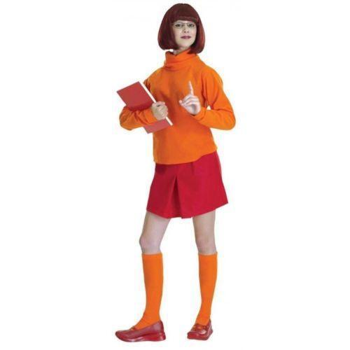 Red Velma Shoes