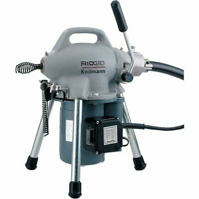 Ridgid K-50-6 Sectional Drain Cleaner Mach For 1-14 In. To 4 Offers Considered