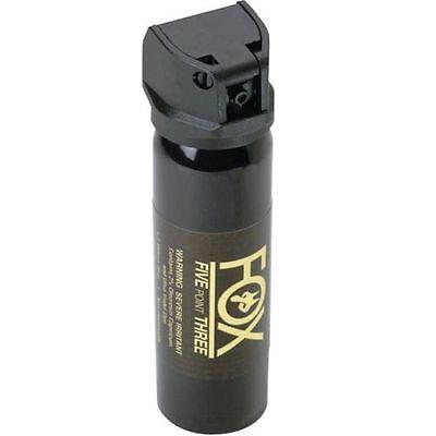 (Fox Labs Flip Top Streamer Pepper Spray 3 Oz. 2021)
