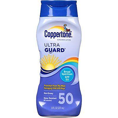 Coppertone Spf 50 (Coppertone Ultra Schutz SPF50 Sonnenschutz Creme 237 Ml)