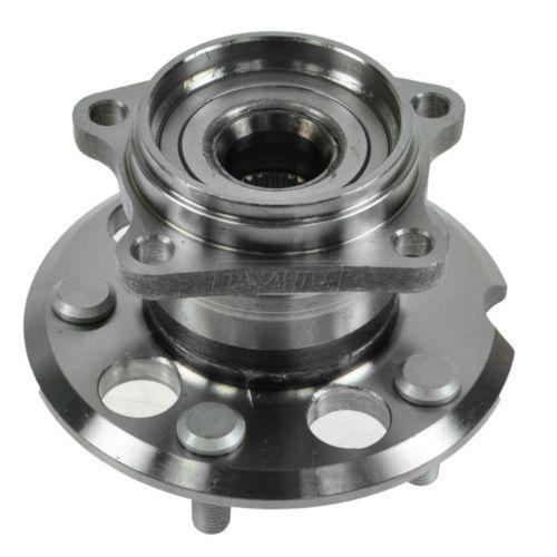 left front hub bearing