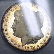 1879 Morgan Silver Dollar MS64