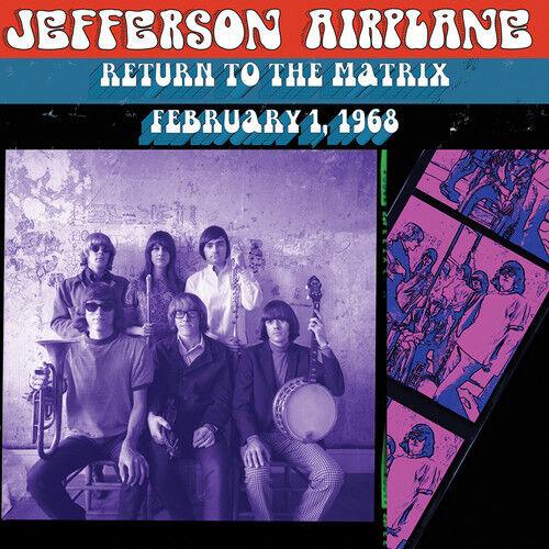 Jefferson Airplane - Return to the Matrix - 2/1/1968 [New CD] Ltd Ed, Rmst