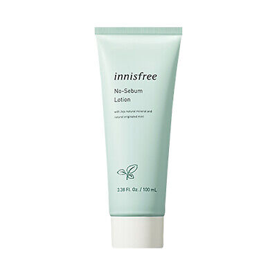 [INNISFREE] No Sebum Lotion - 100ml