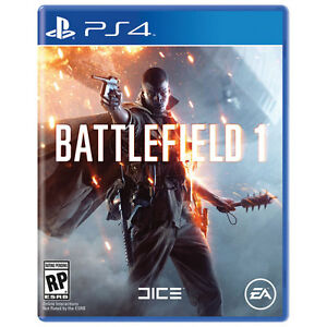 Battlefield 1 PS4 Sealed Brand New
