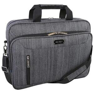 "Nextech NXT1039 005 Travelpro 17.3"" Laptop Designer Bag - Grey (New Other)"