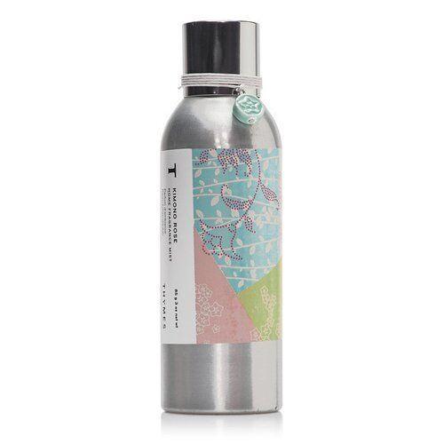 Thymes Home Fragrance Mist, Kimono Rose, 3-Ounce Spray Can