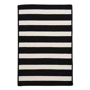Black and white rug ebay - Black and white rug ...