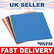 Coloured Plastic Sheet