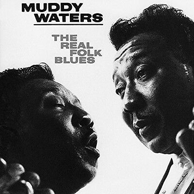 Muddy Waters - Real Folk Blues [New Vinyl] UK - Import