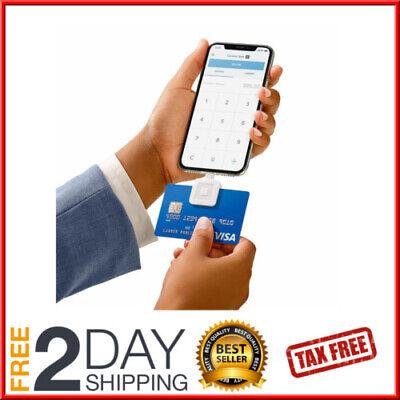Mobile Debit Credit Card Reader Square Smartphone Swipe Payment Apple