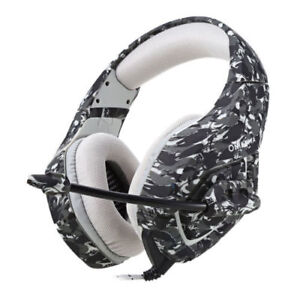 8a3389f79dc Onikuma K1 Camouflage Stereo PC Gaming Headset with Mic for sale ...