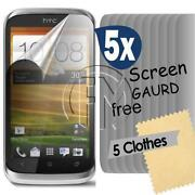 HTC Desire Screen Protector