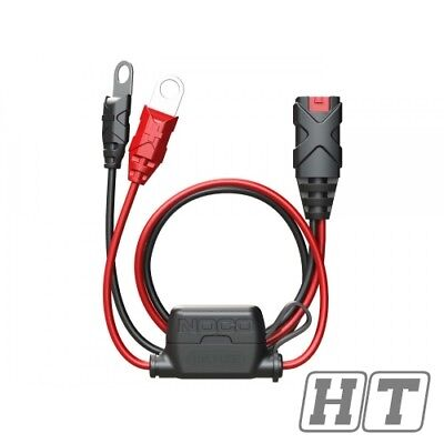 BATTERY CONNECTION CABLE WITH EYELETS FOR NOCO CHARGERS