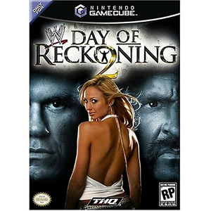 WWE Day of Reckoning 2 for GameCube