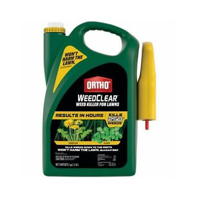 WeedClear Lawn Weed Killer Base Trigger Ready to Use 1-Gallon