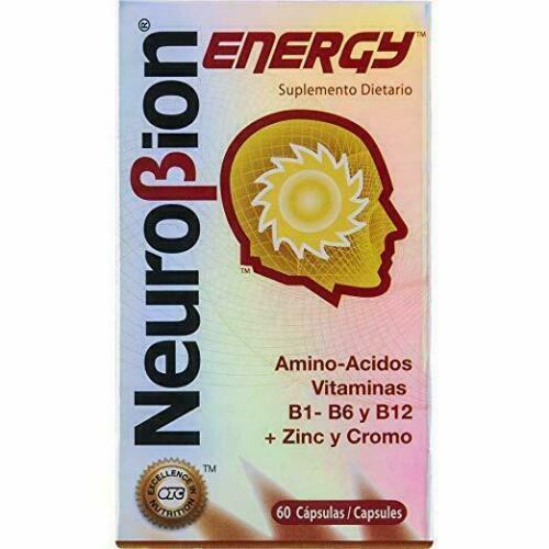 Mejores Pastillas Vitaminas Para Los Nervios Da Enegia Evita El Estres Neurobion 6