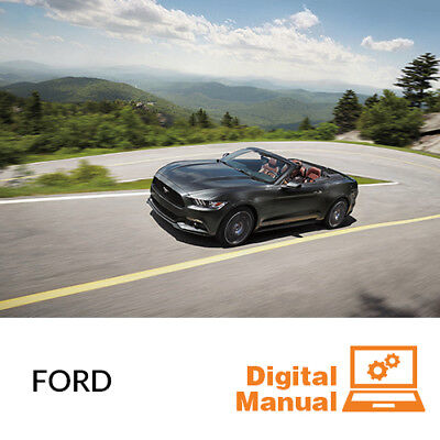 Ford Car   Service And Repair Manual 30 Day Online Access