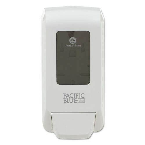 GPP 53058 Pacific Blue Ultra Wall-Mount Soap/Sanitizer Dispenser - WHT New