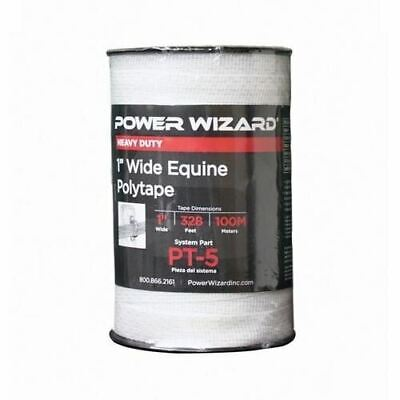 Agratronix Poly-tape 1.0in Wide 328ft100m Electric Fence Pt-5