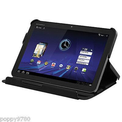 Motorola XOOM MZ602 10.1 Inch Tablet Tab Portfolio Case Folding Cover Protective